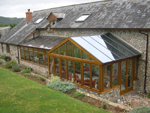 Exeter hardwood conservatories