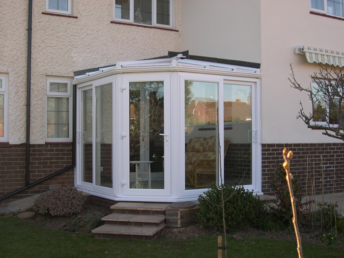 UPVC Conservatory Exeter
