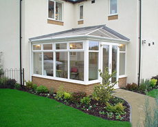 Exmouth Lean to Conservatory